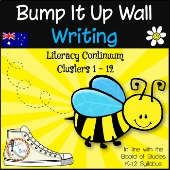 Bump It Up Walls BIG BUNDLE - Australian Curriculum Aligned