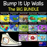 #austeacherBFR  - Bump It Up Walls BIG BUNDLE - Australian Curriculum Aligned