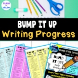 Bump It Up! Writing and Guided Reading Assessment Strips