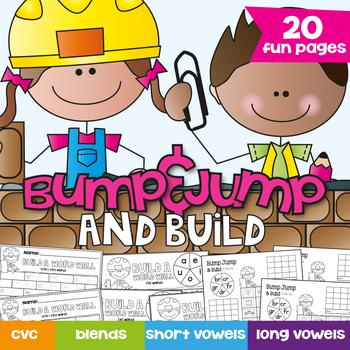 Bump Jump & Build Phonics