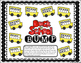 Bump Math Center- Back to School Making Ten Edition