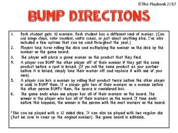 Bump Multiplication