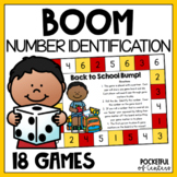 BUMP! Number Recognition Game {GROWING BUNDLE}