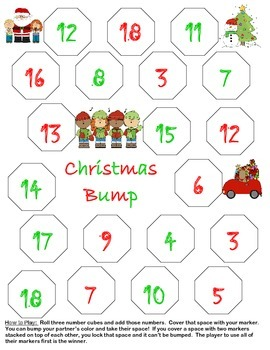 Bump: Numerous Holidays