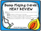 Bump Playing Cards: Heat Review (English)