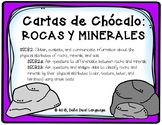 Bump Playing Cards: Rocks & Minerals (Spanish)