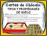 Bump Playing Cards: Soil Types & Properties (Spanish)
