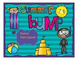 Bump Summer Game- Math Fluency Practice