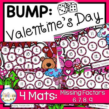 Bump: Valentine's Day (missing factors: 6, 7, 8, 9)