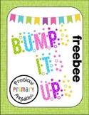 Bump it UP: Super September Bulletin Board Decorations FREEBEE