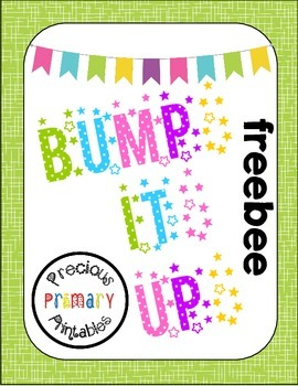 Bump it UP: Super September Bulletin Board Decorations FREEBEE