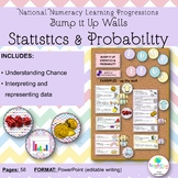 Bump it Up Statistics and Probability National Numeracy Learning Progressions