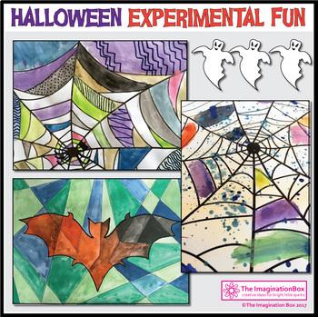 Halloween Activities - Halloween Coloring Pages