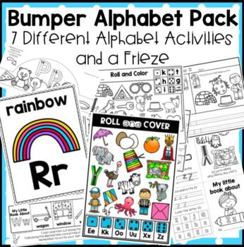 Bumper Alphabet Pack