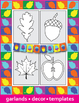 Creative Autumn/Fall Art Activities and Classroom Decor Bumper Pack