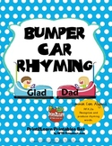 Bumper Car Rhyming {Common Core Aligned}