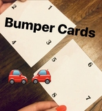 Bumper Cards Math Game (Addition, Subtraction, Multiplication)