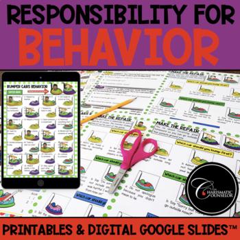 Bumper Cars Behavior: Responsibility For Behavior (from Resilience Park)