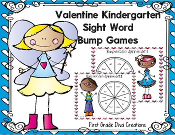 image regarding Printable Sight Word Games titled Valentine Themed Printable Sight Term Activity for Kindergarten