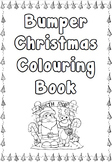 Bumper Christmas Colouring Book