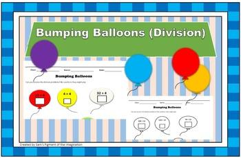 Bumping Balloons (Division)