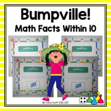 Addition and Subtraction Games - Facts Within 10