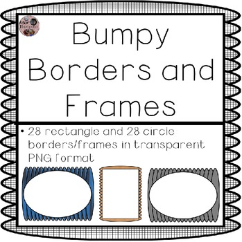 Bumpy Borders and Frames