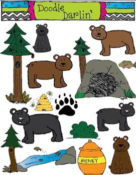 Bunch O' Bears COMBO Set