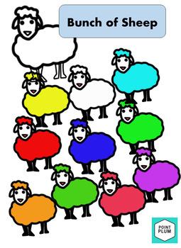 Bunch of Sheep