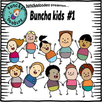 Bunchadoodles Buncha Kids #1