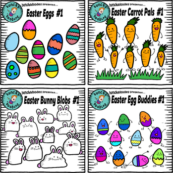 Bunchadoodles Easter Bundle #1