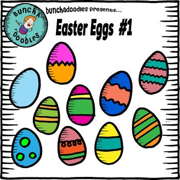 Bunchadoodles Easter Eggs #1
