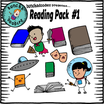 Bunchadoodles FREE Reading Pack #1