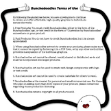 Bunchadoodles Terms of Use
