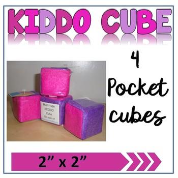 Bundle #1 Learning Cubes