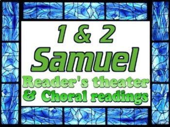 Bundle 1 & 2 Samuel