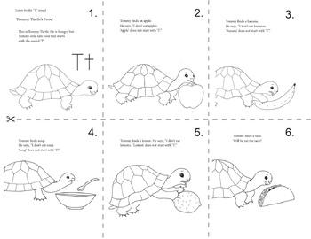 Bundle 1 Bilingual Phonemic Awareness Stories for C D G S T