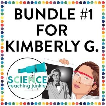 Bundle #1 for Kimberley G.