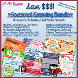 Thanksgiving, Christmas, Halloween, Bundle, Craftivity