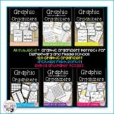 Bundle Paper/Digital Google 120 Organizers | All Subjects/