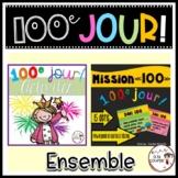 Bundle 100th Day STEM and Activities / Ensemble - 100e jour