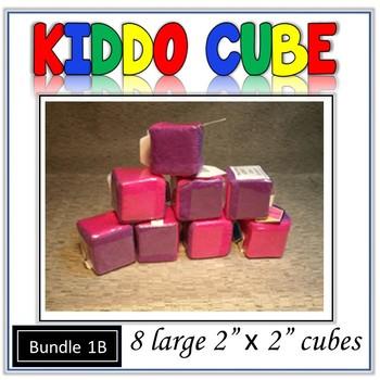 Bundle #1B   Learning Cube