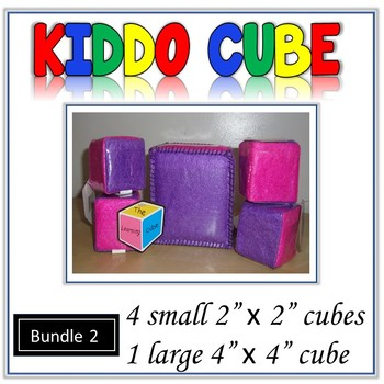 pocket cube Bundle 2