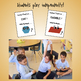 Bundle! 2 Math Student-Led Center Activities for Shapes and Solid Figures
