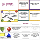 Bundle 2D and 3D Shapes-Center Activities, Riddles, Cards, Answer Sheets & more!