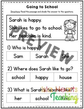 Kindergarten Back to School Activities (Kindergarten First Week of School)