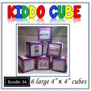Pocket Cube Bundle 3A