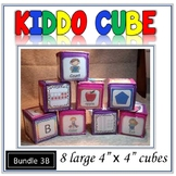 Bundle #3B   Learning Cube