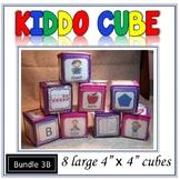 Pocket cubes Bundle 3B