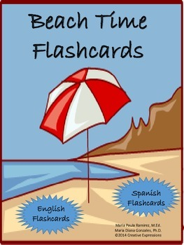 Bundle - 5 Sets of Flashcards